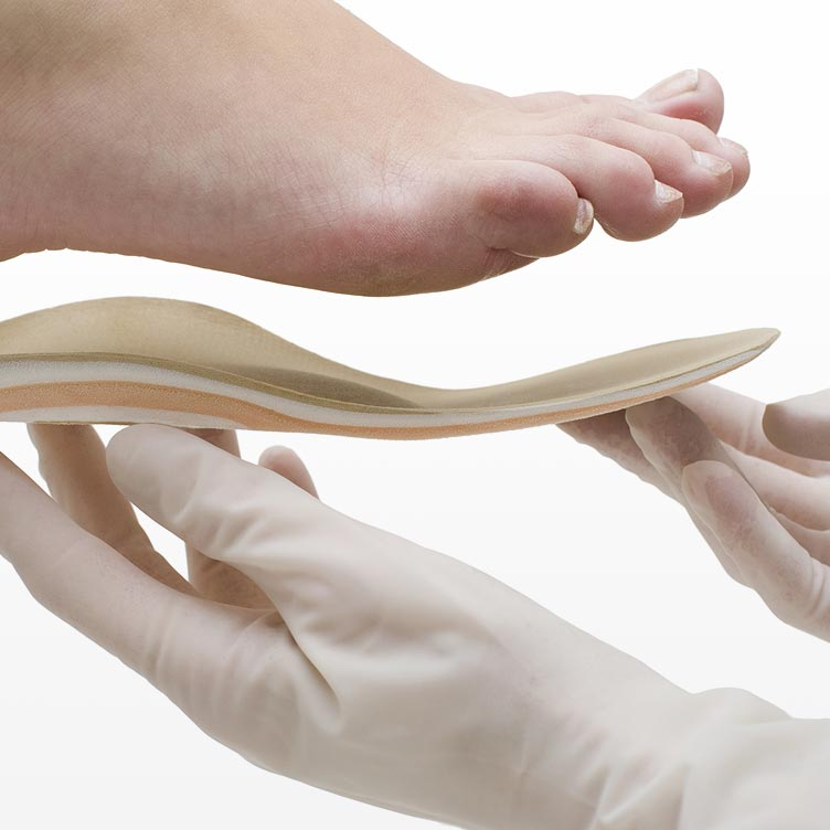 Foot surgery at the Malvern Foot Clinic